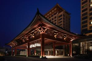 Shangri-La Hotel, Qufu, Отели  Qufu - big - 11
