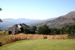 Drakenzicht The Mountain Links & Lodge