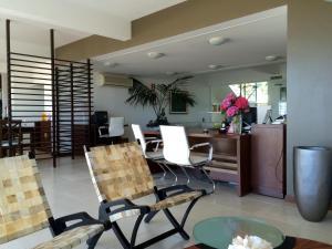 Apart Hotel Beira Mar, Отели  Пунта-дель-Эсте - big - 33