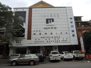 New Men City Hotel and Spa