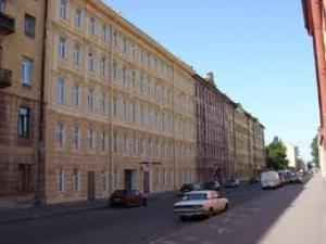 Apartments on Kurlyandskoy