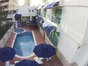Review Hotel Aquarella del Mar