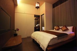 Countryview B&B, Отели типа «постель и завтрак»  Цзянь - big - 28