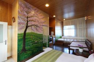 Countryview B&B, Отели типа «постель и завтрак»  Цзянь - big - 37
