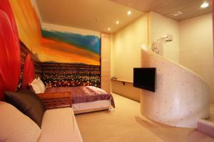 Countryview B&B, Отели типа «постель и завтрак»  Цзянь - big - 18