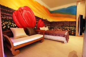 Countryview B&B, Отели типа «постель и завтрак»  Цзянь - big - 21