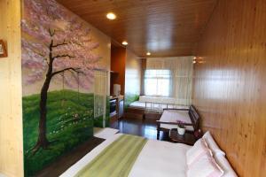 Countryview B&B, Отели типа «постель и завтрак»  Цзянь - big - 41