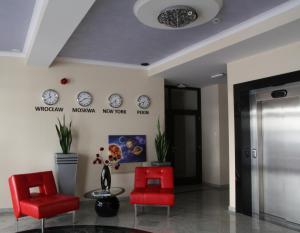 Hotel Kosmonauty Wrocław-Airport, Hotel  Breslavia - big - 50