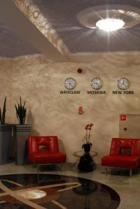 Hotel Kosmonauty Wrocław-Airport, Hotel  Breslavia - big - 54