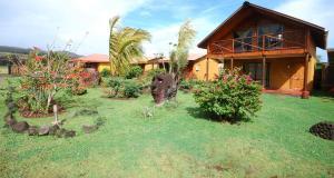Cabañas Hinariru, Holiday homes  Hanga Roa - big - 61