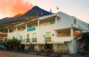 Hotel Ossidiana Stromboli
