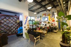 Chengdu Jinling International Youth Hostel, Хостелы  Чэнду - big - 43