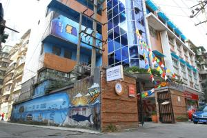 Chengdu Jinling International Youth Hostel, Хостелы  Чэнду - big - 36