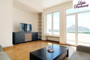 Little Bucharest Penthouse Kogălniceanu