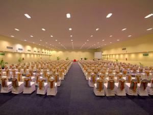 The Golden Palms Hotel & Spa- Bangalore