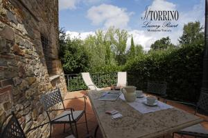 Balkon Il Torrino Country Resort