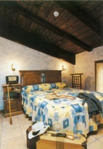 Hotel Rural Bidean, Vidiecke domy  Puente la Reina - big - 5