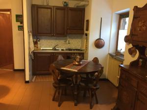 Appartamento Edelwais, Appartamenti  Castello - big - 4