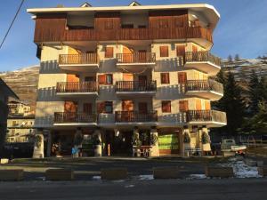 Appartamento Edelwais, Appartamenti  Castello - big - 7