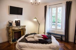 Félix Dort, Bed and Breakfasts  Lyon - big - 14