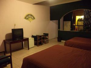 Hotel Villas de Santiago Inn Reviews