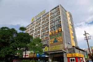Goldmet Inn - Nanning Xiuxiang Avenue Youai Overpass Branch