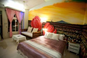 Countryview B&B, Отели типа «постель и завтрак»  Цзянь - big - 3