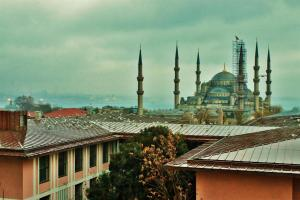 Sultanahmet Park Hotel, Hotely  Istanbul - big - 32
