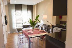 AB Apartamentos H2O, Ferienwohnungen  Málaga - big - 39