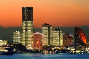 obrázek - Yokohama Royal Park Hotel