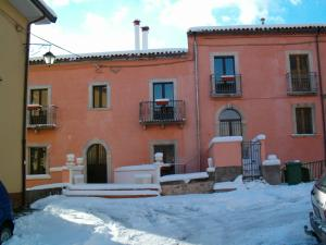 Bed and Breakfast Il Parco dell'Orso, Гостевые дома  Pizzone - big - 11