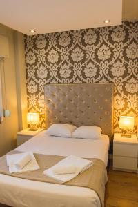 AB Apartamentos H2O, Ferienwohnungen  Málaga - big - 43
