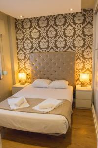 AB Apartamentos H2O, Ferienwohnungen  Málaga - big - 23