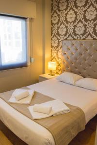 AB Apartamentos H2O, Ferienwohnungen  Málaga - big - 22