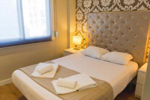 AB Apartamentos H2O, Ferienwohnungen  Málaga - big - 17