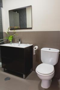 AB Apartamentos H2O, Apartmanok  Málaga - big - 49