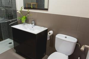 AB Apartamentos H2O, Ferienwohnungen  Málaga - big - 20