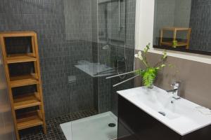 AB Apartamentos H2O, Apartmanok  Málaga - big - 15