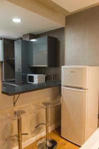 AB Apartamentos H2O, Apartmanok  Málaga - big - 42