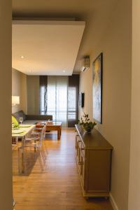 AB Apartamentos H2O, Apartmanok  Málaga - big - 26