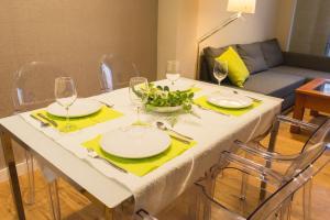 AB Apartamentos H2O, Ferienwohnungen  Málaga - big - 14