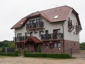 Nostalgia Gąski, Guest houses  Gąski - big - 37