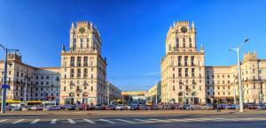 Апартаменты Minskhotelsapart - фото 21