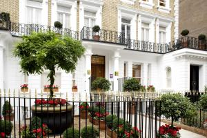 Лондон - Beaufort House - Knightsbridge