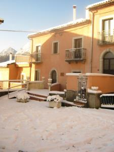Bed and Breakfast Il Parco dell'Orso, Guest houses  Pizzone - big - 16