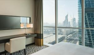 Deluxe King Room with Skyline View