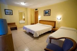 Hotel Carmen Almuñécar, Hotel  Almuñécar - big - 5