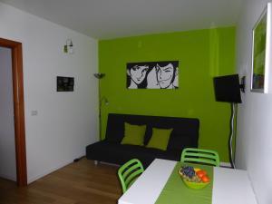 Appartamento Giulio VI, Ferienwohnungen  Turin - big - 8