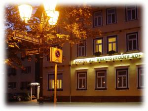 obrázek - Garni-Hotel Alt Wernigeröder Hof