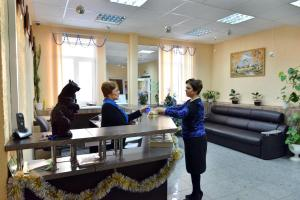 Hotel Vega, Hotely  Solikamsk - big - 120